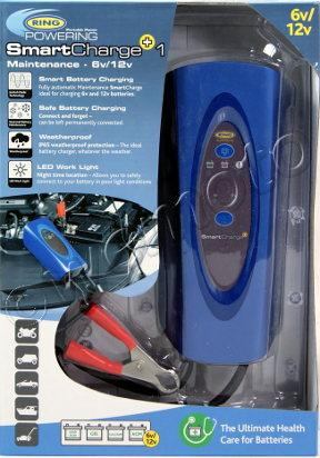 Picture of Battery Charger - Ring RSCX1 Intelligent Charger