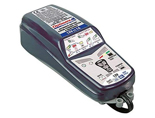 Picture of 12 v Optimate IV Battery Charger Dual Program 1A UK Plug