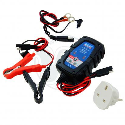 Picture of Battery Charger Sealey Compact 100HF