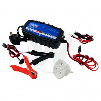 Picture of Battery Charger Sealey Smart 200HF