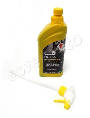 Picture of Anti Corrosion - Scottoiler FS365 Protection From Corrosion 1Litre With Spray Nozzle