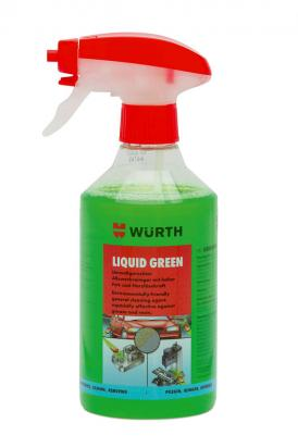 Picture of Wurth Liquid Green 500ml