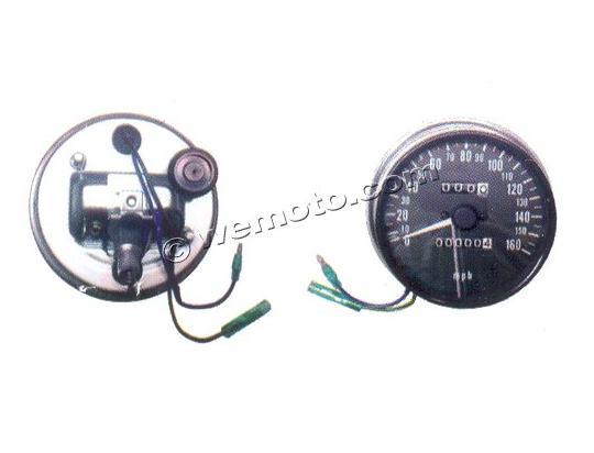 Picture of Speedo Clock Kawasaki Z650,Z900,Z1000