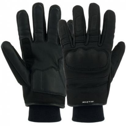 Picture of S-Line - Waterproof Softshell Winter Gloves - Large - Black