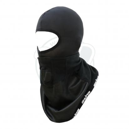 S-Line Balaclava With Neck Warmer - Black