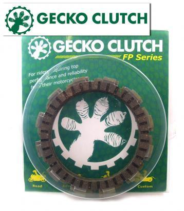 Clutch Friction Plate Set - Gecko