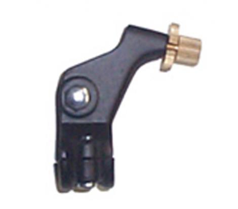 Clutch Lever Perch - Black