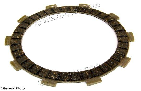 Picture of Clutch Plate 1042/2 (3.00)  Inner Diameter  101  Outer Diameter 125  10 peg x 14mm