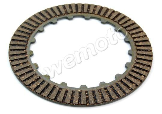 Picture of Clutch Plate 1011 (2.70mm) Inner Diameter 68.25mm Outer Diameter 95.5mm  17 peg