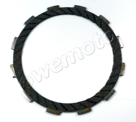 Picture of Clutch Plate 1072 (3.60mm) Inner Diameter 153 mm Outer Diameter 190 mm   12peg x 22mm
