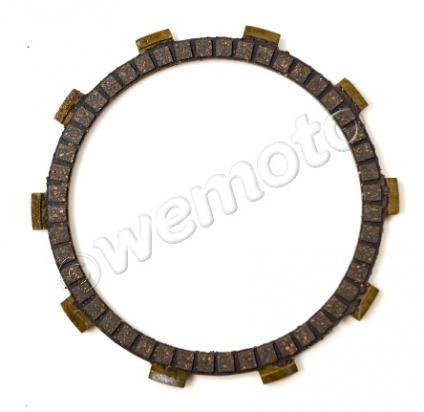 Picture of Clutch Plate 1034 (3.00mm) Inner Diameter 108 Outer Diameter 125 10 peg x 14mm