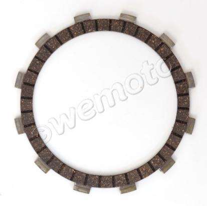 Picture of Clutch Plate 1061 (3.80mm) Inner Diameter 119/120 Outer Diameter 139 12 peg x 14mm