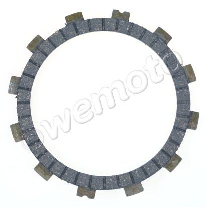 Picture of Clutch Friction Plate Set - Gecko