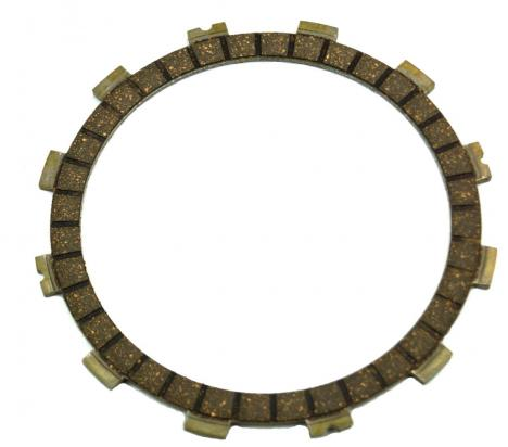 Picture of Clutch Plate 1033 (3.50mm)   Inner Diameter 120 Outer Diameter 140 12 peg x 14mm
