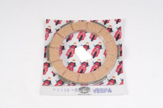 Picture of Clutch Friction Plates - Set of 3 Cork - Vespa  100 / 50 Special / 90 / PK / ET3