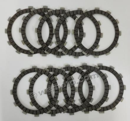 Picture of Wemoto Clutch Plate Kit VC2033