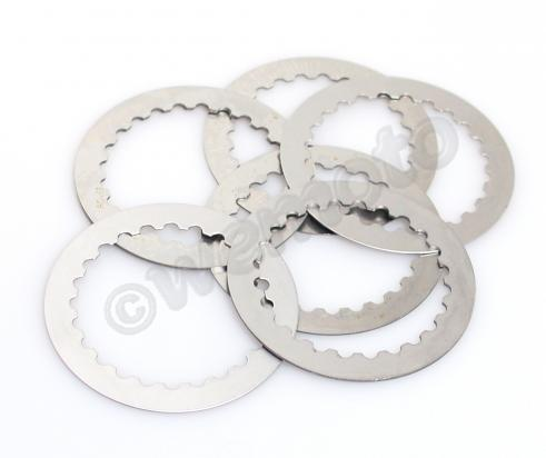 Picture of Clutch Steel Plate Kit - KTM XC 450 (08-11), SMR 560 (06-07)..