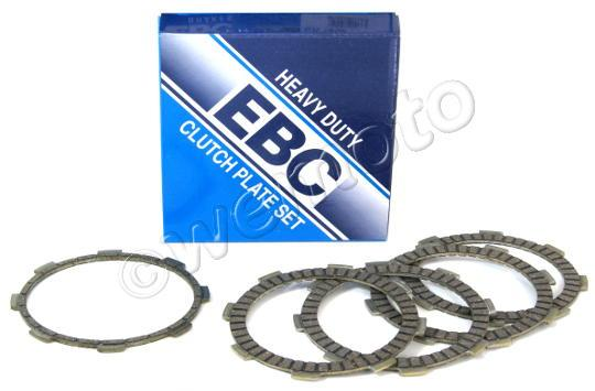 Picture of Honda CBR 150 R 02-10 Clutch Friction Plate Set - EBC