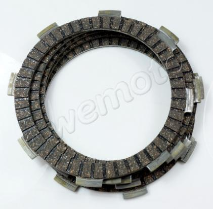 Picture of Honda XL 125 RF/RH 85-86 Clutch Friction Plate Set - EBC