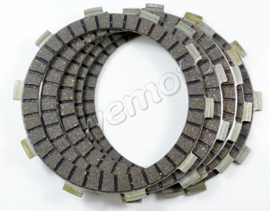 Picture of Honda MBX 125 FE 84-86 Clutch Friction Plate Set - EBC