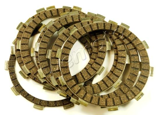Picture of Honda CRM 125 RL/RM/RN/RP  90-93 Clutch Friction Plate Set - EBC