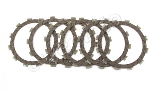 Picture of Kawasaki ZXR 400 R (ZX 400 J2) 90 Clutch Friction Plate Set - EBC