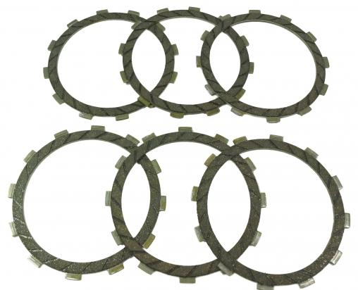 Picture of Suzuki LT-F 400 K2/K3/K4 Eiger 02-04 Clutch Friction Plate Set - EBC
