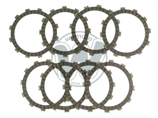 Picture of Yamaha YZ 250 M 00 Clutch Friction Plate Set - EBC