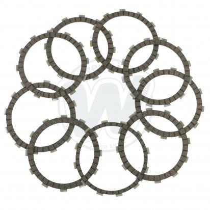 Picture of EBC Clutch Plates CK1286
