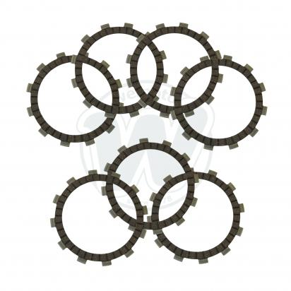 Clutch Friction Plate Set - EBC