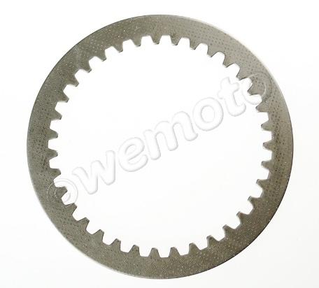 Picture of Kawasaki Z 650 SR (KZ 650 D3) 80 Clutch Steel Plate (Single)