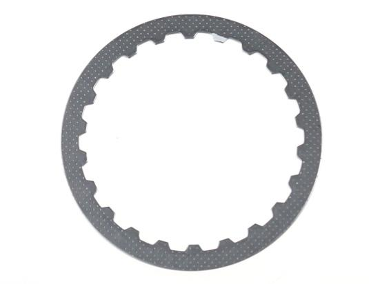 Picture of Clutch Steel Plate - O.D. 105.2mm ID 89.7mm Thickness 1.50mm 22 Pegs