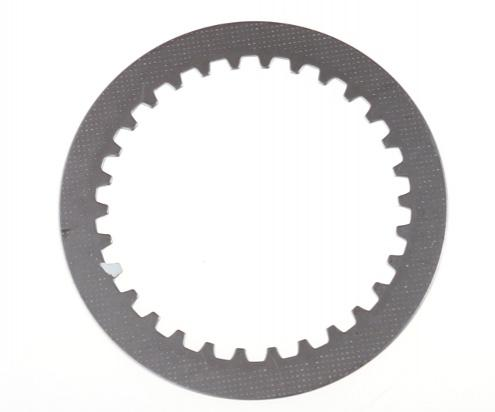 Picture of Clutch Steel Plate - O.D. 152mm ID 122.3mm Thickness 2.00mm 30 Pegs