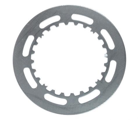 Picture of Clutch Steel Plate - O.D. 150mm ID 101.3mm Thickness 2.00mm 24 Pegs