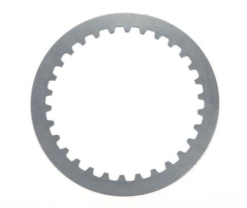 Picture of Clutch Steel Plate - O.D. 145.6mm ID 121.9mm Thickness 1.60mm 30 Pegs