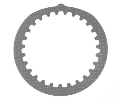 Picture of Clutch Steel Plate - O.D. 134.2mm ID 109.7mm Thickness 1.60mm 27 Pegs