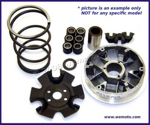 Picture of Italjet Formula 50 Air Cooled 03 Variator Kit Complete