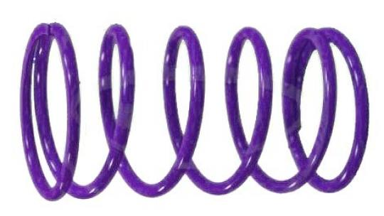 Driven Plate Compression Spring - kg. 35 (MAUVE)