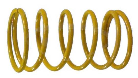 Picture of Variator spring - kg. 27 (YELLOW) UP TO 10HP