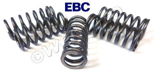 Picture of Yamaha TT-R 125 LEY 09 Clutch Spring Set - EBC Heavy Duty