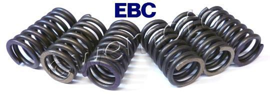 Picture of Honda CG 125 BR-S/T 95-96 Clutch Spring Set - EBC Heavy Duty