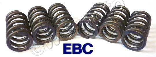 Picture of Kawasaki KDX 200 E5 93 Clutch Spring Set - EBC Heavy Duty