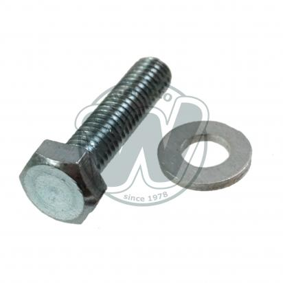 Clutch Spring Bolt Flanged / Washer