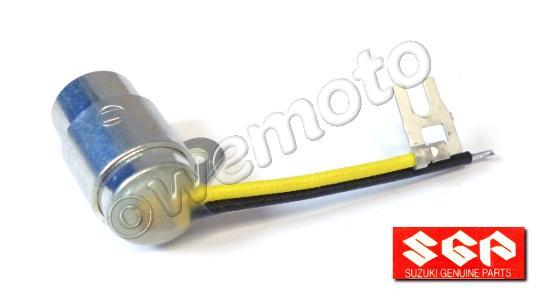 Picture of Ignition Condenser Left - Genuine Suzuki