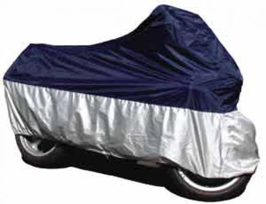 Picture of Motorcycle Cover - Deluxe Heavy Duty Polyester Raincover XL 1200cc+