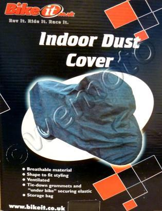 Picture of Motorcycle Cover - Indoor Protective Cover Large 750-1100cc