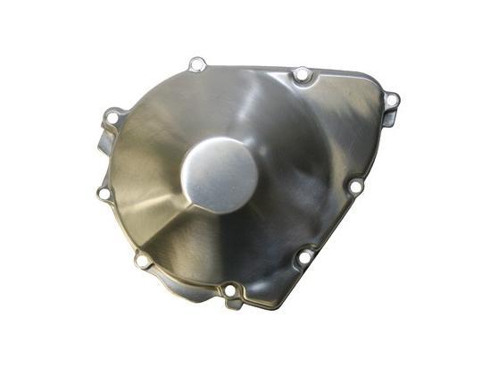 Picture of 1052cc) oil/air cooled.Starter Clutch Cover Suzuki GSF600 GSX600 GSX750 GSXR750 GSXR1100 - Polished