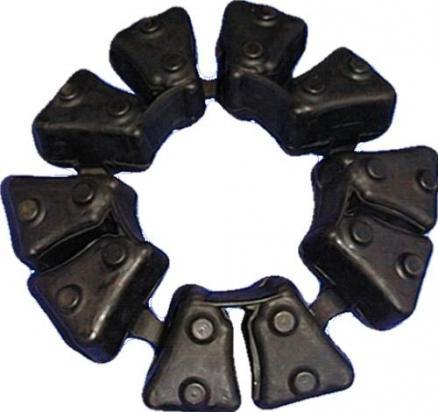 Picture of Cush Drive Rubbers For Kawasaki ZX-6R (ZX 600 F1-F3 95-97)