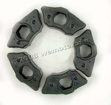 Picture of Cush Drive Rubbers Honda GL1500 88-03 NT650/700 98-08