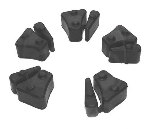 Cush Drive Rubbers For Honda CBR450/600/900-VFR 750